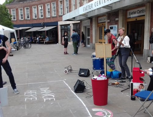 Street LAB: musical live art and performing publics